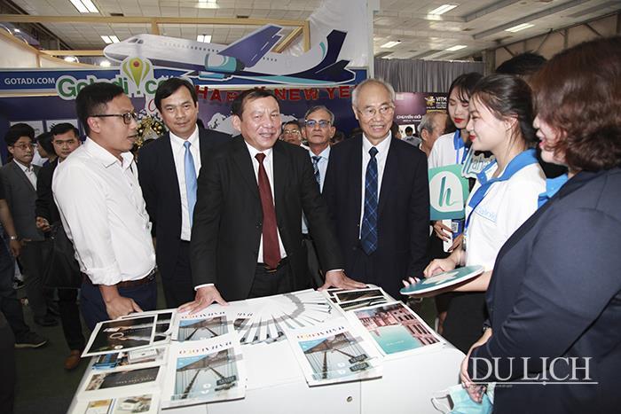 """VITM 2020 với chủ đề """"Chuyển đổi số để phát triển Du lịch Việt Nam"""""""