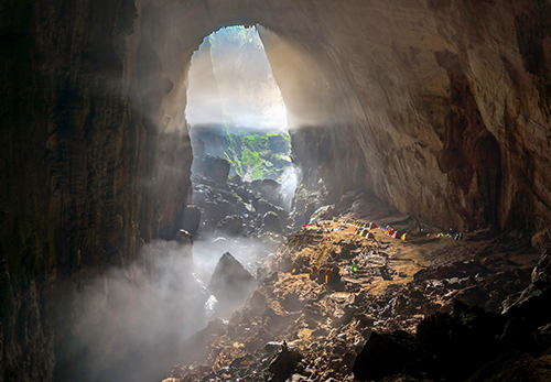 SonDoong cave (photo: Lonely Planet)